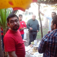 Photo taken at Municipalidad de San Bernardo by Hombre P. on 6/18/2014