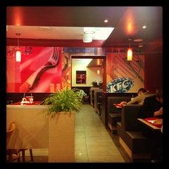 Photo taken at KFC by Konstantin S. on 11/2/2012