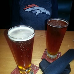 Photo taken at BJ's Restaurant and Brewhouse by Rich M. on 9/23/2013