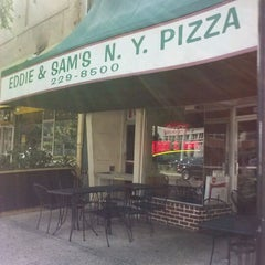 Photo taken at Eddie and Sam's Pizza by Mark S. on 5/24/2012