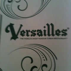 Photo taken at Versailles Restaurant by Glenna R. on 8/4/2012