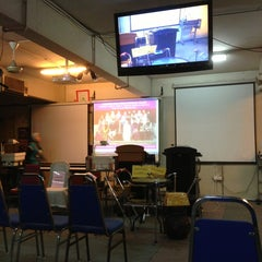 Photo taken at Zura's Akademik by Famy V. on 7/20/2013