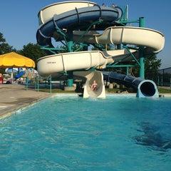 Photo taken at Splash Zone by Lisa P. on 8/24/2013