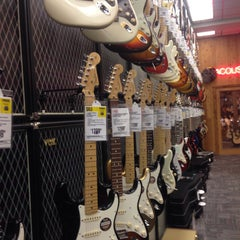 Photo taken at Guitar Center by Arturo J. on 8/2/2015
