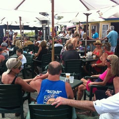 Photo taken at Jimmy B's Beach Bar by Donnie D. on 4/7/2013
