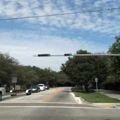 Photo taken at Old Cutler Towards The Grove by Kevin H. on 11/5/2012