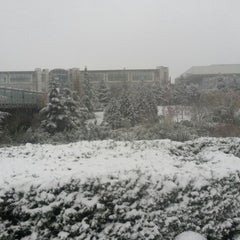 Photo taken at Yapı Kredi Bankacılık Üssü by Fuat Ç. on 12/20/2012