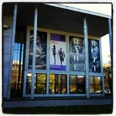 Photo taken at Pinakothek der Moderne by Gries C. on 11/9/2012