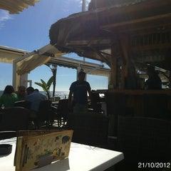 Photo taken at Bar Chiringuito Antonio Jaime by Adrian on 10/21/2012