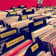 Photo taken at Flashback Records by xomateix on 11/10/2012