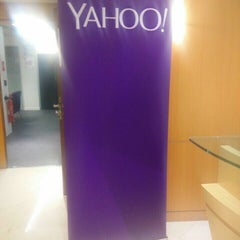 Photo taken at Yahoo! France by Vincent T. on 7/7/2015