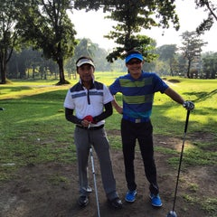 Photo taken at Camp Aguinaldo Golf Club by Augie P. on 2/3/2015