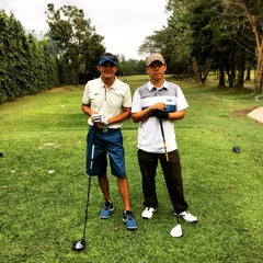 Photo taken at Camp Aguinaldo Golf Club by Augie P. on 2/19/2015