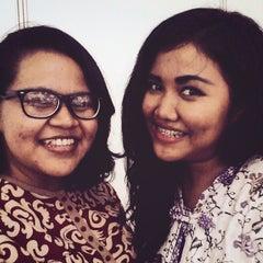 Photo taken at Perpustakaan Nasional RI by ifahgan on 5/19/2015