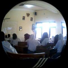 Photo taken at SMA Negeri 15 Surabaya by Reza H. on 7/23/2013