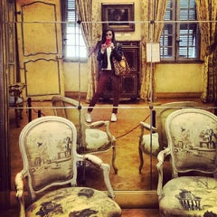 Photo taken at Palais Lascaris by Luciana T. on 4/19/2014