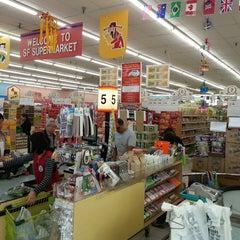 Photo taken at Shun Fat Supermarket by CK on 10/20/2013