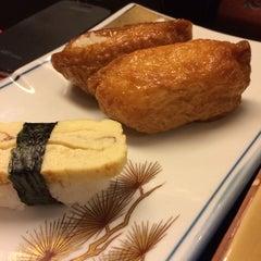 Photo taken at Sushi Nobu by Rudy T. on 3/7/2014