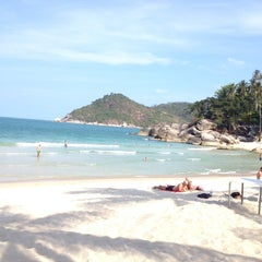 Photo taken at Panviman Resort Koh Phangan by Маруся on 4/11/2015