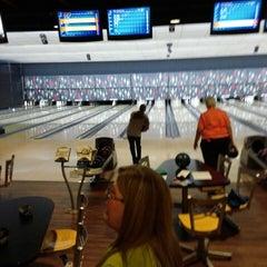 Photo taken at Guttormsen Recreation Center by Amy B. on 4/11/2014