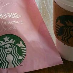Photo taken at Starbucks by Natalya G. on 2/26/2015