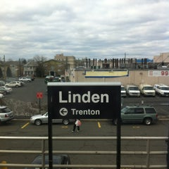 Photo taken at NJT - Linden Station (NEC/NJCL) by Chris R. on 2/25/2013
