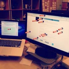 Photo taken at Crowdtap HQ by Jico B. on 1/4/2013
