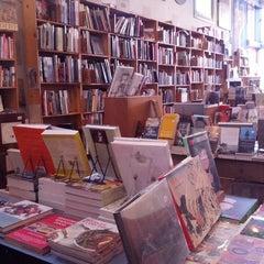 Photo taken at Dog Eared Books by Rachel K. on 2/23/2013