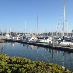 Photo taken at Berkeley Marina by Hanita F. on 7/5/2013