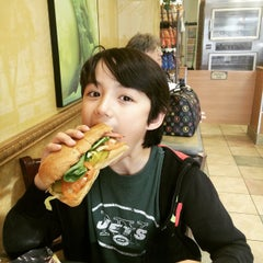 Photo taken at Subway Sandwiches by Patrick H. on 5/15/2015