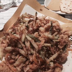 Photo taken at Kalamaro Fritto d'Osteria by Paola P. on 6/26/2015