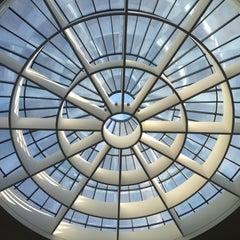 Photo taken at Pinakothek der Moderne by Phrenk on 11/3/2012
