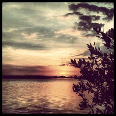 Photo taken at Fort DeSoto State Park by Justin S. on 1/10/2013