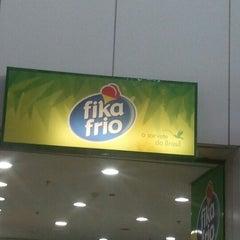 Photo taken at Fika Frio by Karen O. on 9/22/2012