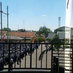 Photo taken at ATKP SURABAYA by Mochamad H. on 8/28/2013