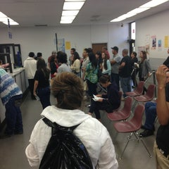 Photo taken at San Mateo DMV Office by Philippe C. on 6/7/2013