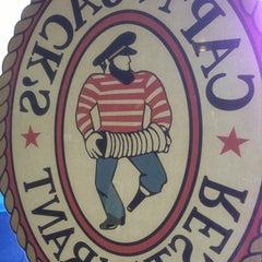 Photo taken at Cap'n Jack's Restaurant by Jon M. on 7/1/2013