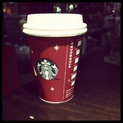 Photo taken at Starbucks by Vincent M. on 12/30/2012