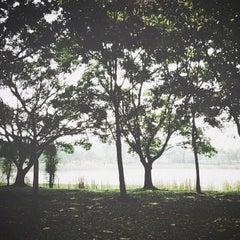 Photo taken at Punggol Park by Jeanette W on 9/29/2012