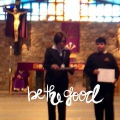 Photo taken at St. Joseph Catholic Church by Maria P. on 3/7/2014