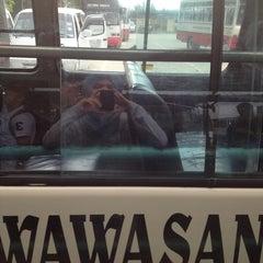 Photo taken at Wawasan Bus Terminal by Dejaa G. on 8/7/2013