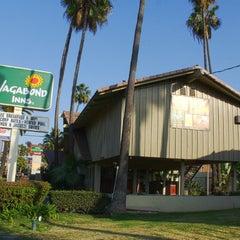 Photo taken at Vagabond Inn San Diego Hotel Circle by Vagabond I. on 8/23/2013