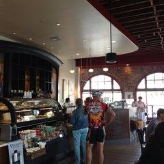 Photo taken at Starbucks by Helen C. on 8/4/2013