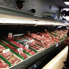 Photo taken at Springfield Butcher by Peter L. on 3/16/2013