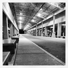 Photo taken at BWI Amtrak/MARC Rail Station (BWI) by Peter C. on 10/9/2012