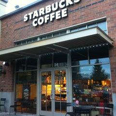 Photo taken at Starbucks by Jason T. on 11/3/2013
