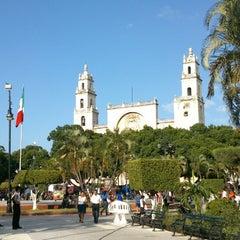 Photo taken at Mérida by Emma S. on 7/29/2013