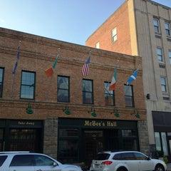 Photo taken at McBee's Irish Pub by Garrett S. on 8/2/2013