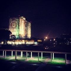 Photo taken at Universidad Nacional Autonoma de Mexico by Javier J. on 4/12/2013