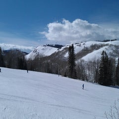 Photo taken at Park City Mountain Resort by Ronak P. on 3/6/2013